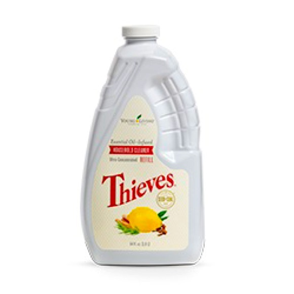 Young Living Thieves Cleaner 64oz Concentrate NEW